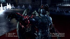 Devil Jin - Profile Section - TTT2