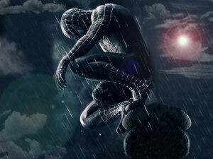 Evil Spiderman