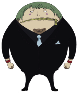 Fukuro Anime Concept Art