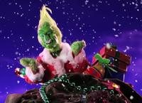Grinch Robot Chicken