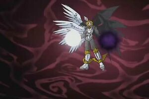 Powerful Lord Lucemon