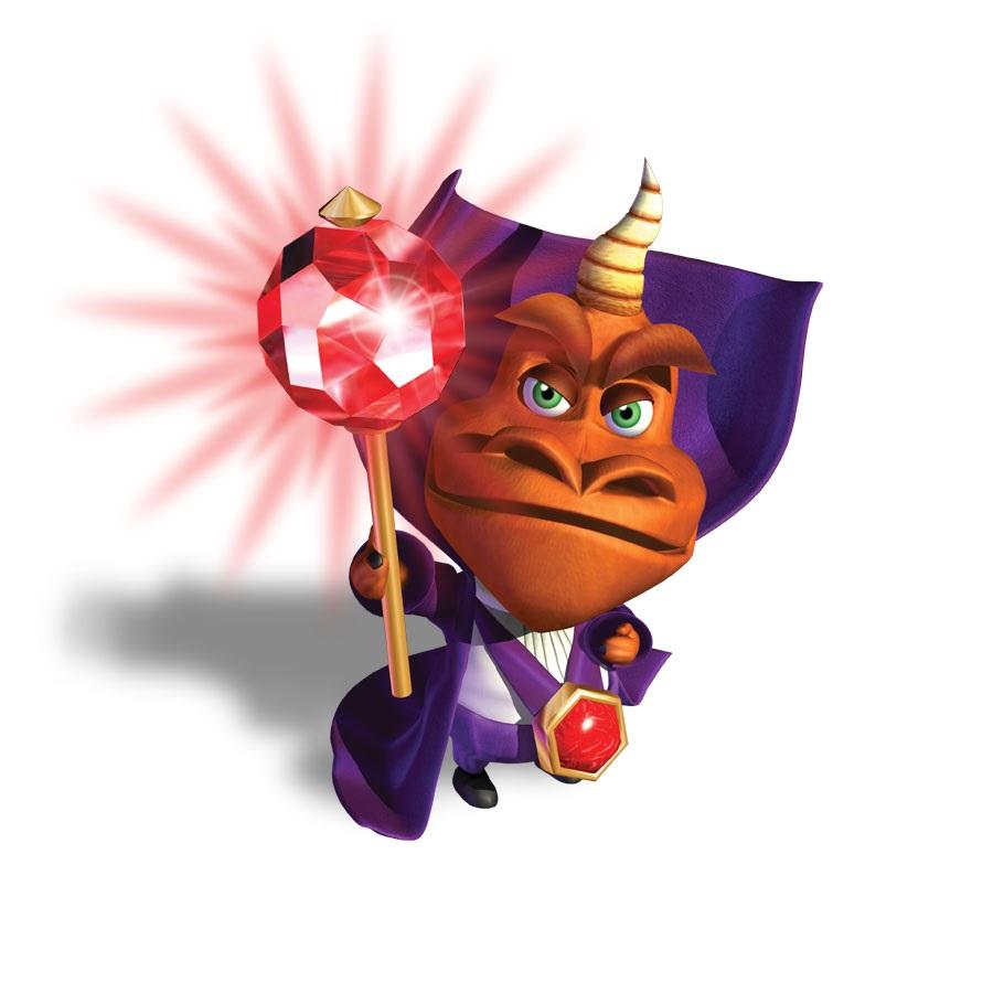 Category:Crash Bandicoot Villains | Villains Wiki | FANDOM ...