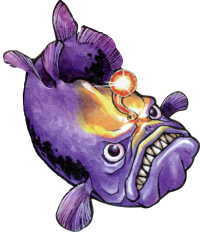 Angler Fish Official Artwork