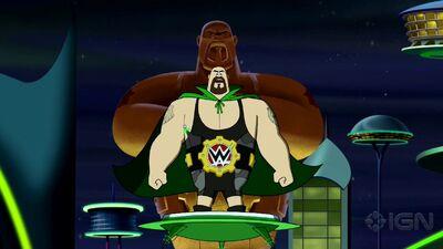 Big Show (Jetsons & WWE)