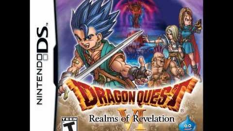 Dragon Quest VI DS - Demon Combat (Final boss)