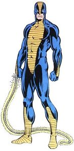 Frank Payne (Earth-616) from Official Handbook of the Marvel Universe Vol 2 3 001