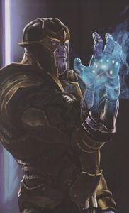 Infinity Gauntlet concept art 13