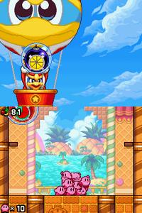 Kirby Mass Attack - Rey Dedede