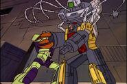 Robo-Smasher and Omega Supreme