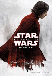 TLJ White and Red Poster 02