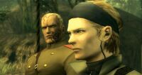 The Boss and Colonel Volgin