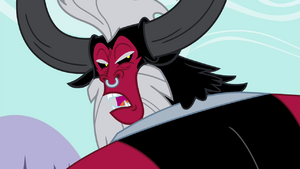 Tirek 'It is as worthless as he is' S4E26