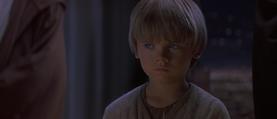 Anakin Skywalker rejected