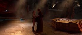 Anakin embrace