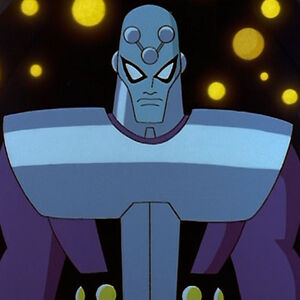 Brainiac animated