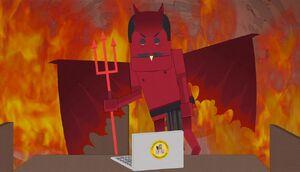 Canadian Satan