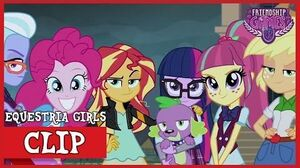 Canterlot High and Crystal Prep wins! MLP Equestria Girls Friendship Games! HD