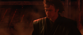 Darth Vader violent