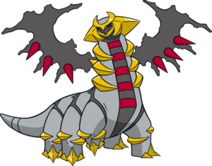 Giratina Altered Forme Dream