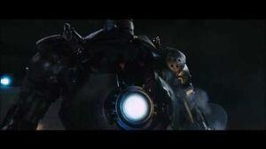 Iron Man - Iron Man vs