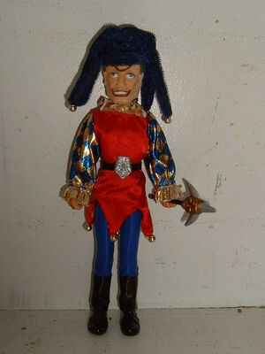 Jester Puppet Master