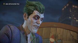 Joker's Furious Breakdown