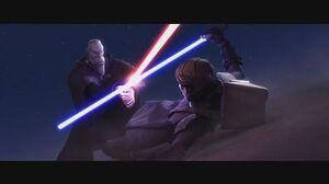 Star Wars The Clone Wars - Anakin Skywalker vs
