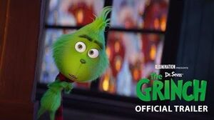 The Grinch - Official Trailer 2 HD