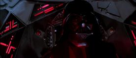 Vader escapes