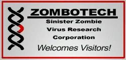 Zombotech Corporation Logo