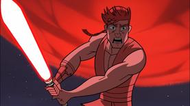 Anakin rage