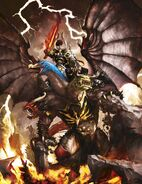 Archaon the Everchosen Dorghar Chaos Big
