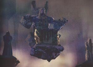 Avengers Infinity War Thanos concept art 20
