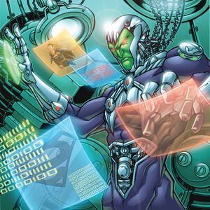 Brainiac New Earth 007