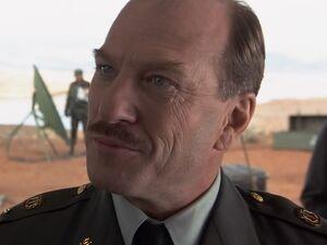 General Russell Woodman