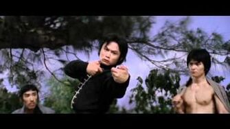 Gordon Liu drunken boxing contro karate (Heroes of the East)