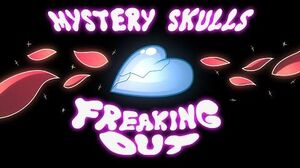 Mystery Skulls Animated - Freaking Out