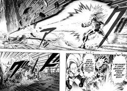 One-Punch Man Lord Boros manga 11