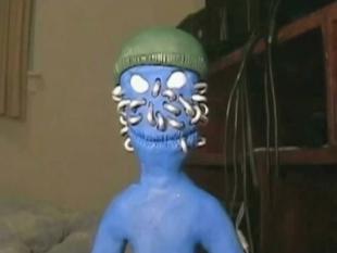 Alien Form