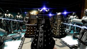 The Cult of Skaro vs. the Cybermen