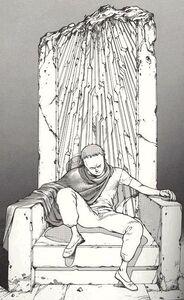 Throne of Tetsuo Shima
