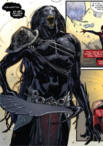 Blackheart (Earth-616) from Spider-Man Vol 2 1 002