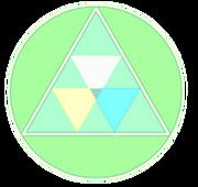 Current gda symbol