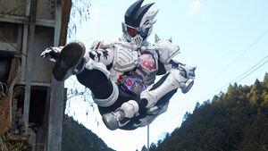 Genm Zombie Rider Kick