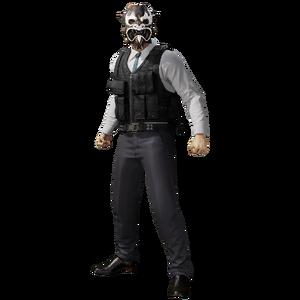 Inner Demons member from MSM render