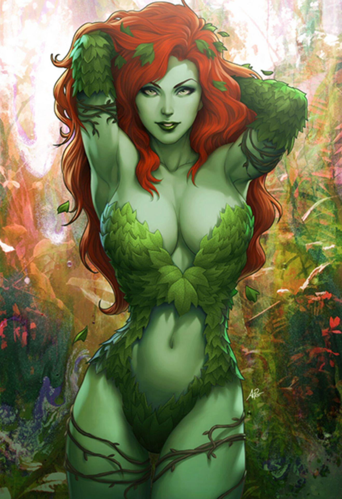 Poison Ivy | Villains Wiki | FANDOM powered by Wikia