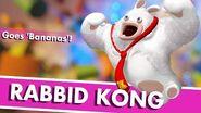 Mario and Rabbids Rabbid Kong Boss Fight