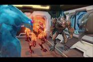 Max Steel Reboot Four Elementors