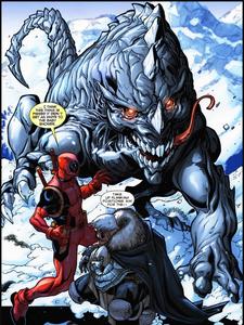 Predator X 014 Deadpool & Cable Vol 1 25