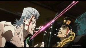 Stardust Crusaders S2 (English Dub) - High Noon Prediction Outcome
